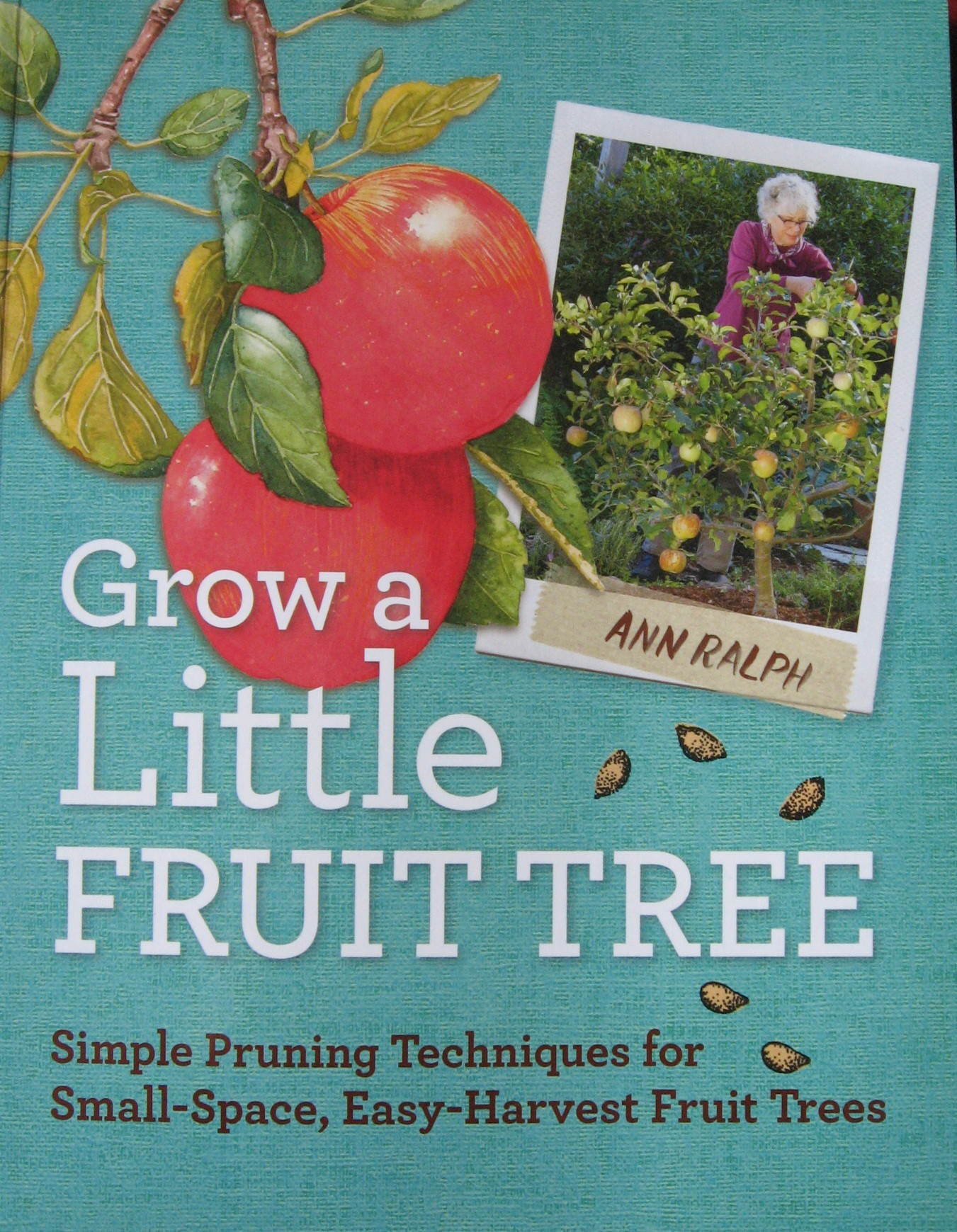 Grow a Little Fruit Tree- Book Review
